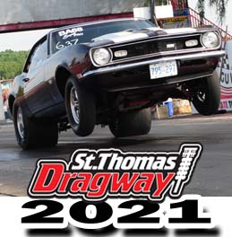 2021 St Thomas Dragway